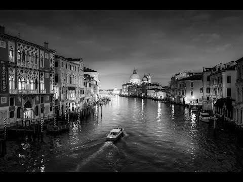 My secret for Dramatic Black and White - Lightroom Presets