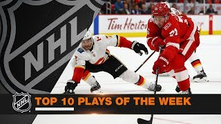 Top 10 Plays from Week 7 by NHL