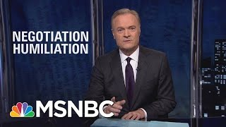 Lawrence O'Donnell explains why Mexican President Peña Nieto's decision to not attend a scheduled meeting with Pres. Trump...