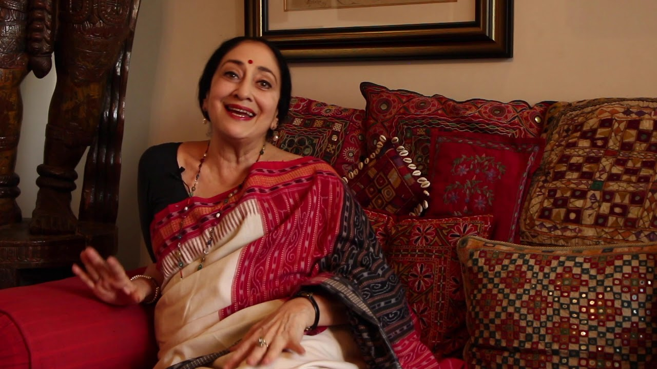 Initiation into Odissi: In Conversation with Sharon Lowen