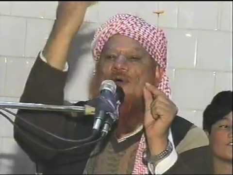sultani - Hafiz Mushtaq Ahmed Sultani In Banga Chak, Chak Jhumra, Faisalabad 01-02-2012.