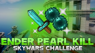ENDER PEARL KILL, INSANE COMBOS, EPIC FAILS! ( Hypixel Skywars FUNNY MOMENTS )