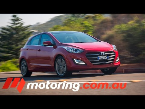 Hyundai i30 Series II 2015: Video Review