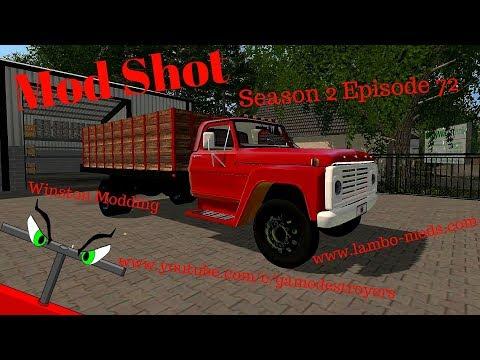 Ford F600 Grain Truck v1.0