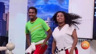 EBS  Fasika Special Show: Bekele Arega