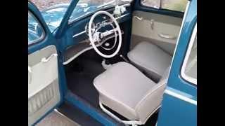 Video 1964 Sea Blue VW Beetle interior MP3, 3GP, MP4, WEBM, AVI, FLV Juli 2018