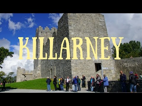 First Impressions of Killarney, Ireland