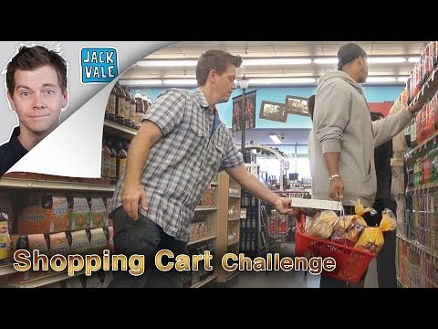 shopping - How many times can I put this in someone's shopping cart? Like Krave's Facebook page!▻ http://on.fb.me/195tQc8 This video has been funded by Kellogg's Krave ...