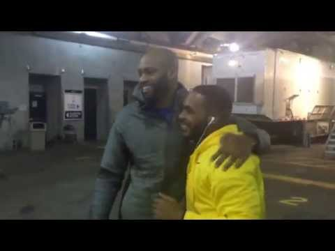 buy - Brandon, the Team Personnel Intern's car was stolen, so the Memphis Grizzlies players pitched in to get him a new one for #Grizzmas. ---------------------------------------------------------------...