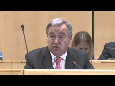 High Level Segment on the Afghan refugee situation: High Commissioner's opening remarks