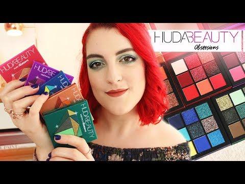 QUOI?! 😱 5 nouvelles palettes chez Huda Beauty ?! | LOdoesmakeup