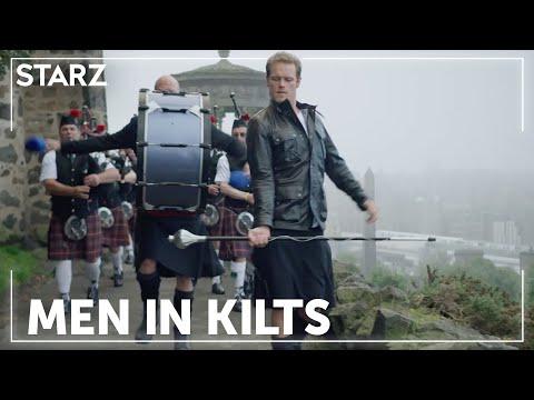 Scottish From the Inside Out: Sam | Men In Kilts | STARZ