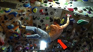 Analytic Bouldering : The Importance of Body Strength ! by Mani the Monkey