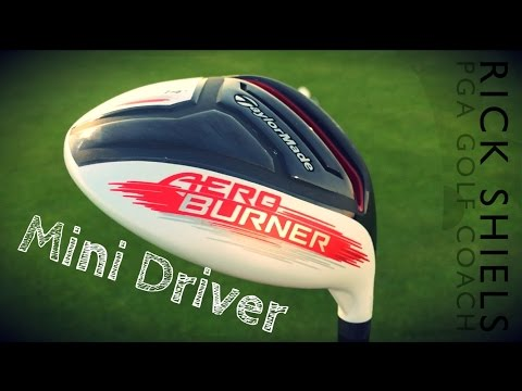 TaylorMade AeroBurner Mini Driver Review
