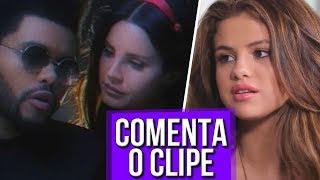 Depois de assistir o clipe, Selena Gomez não curtiu muito esses carinhos trocados entre Abelzinho e Laninha, estão prontos pra...