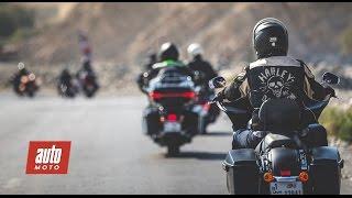 8. Harley-Davidson Street Glide Special 2016 Road Trip Dubaï Oman