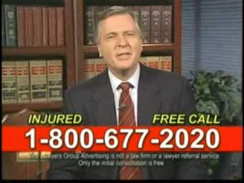 Personal Injury Attorney Commercial