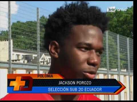 Ecuador sub 20 entrena para juego ante EE.UU. en mundial