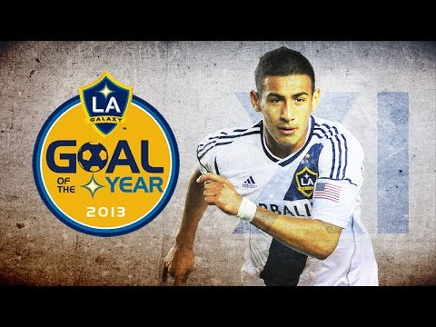 Video: LA Galaxy Goal of the Year | Jose Villarreal