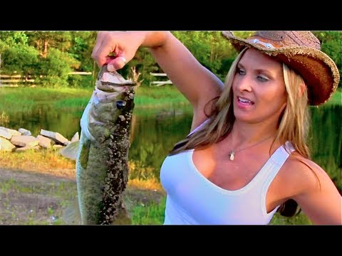 COUNTRY GIRL FISHING for BASS, I was TAGGED!!