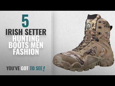 Top 10 Irish Setter Hunting Boots [Men Fashion Winter 2018 ]: Irish Setter Men's 2870 Vaprtrek