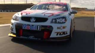 2013 Holden Racing Team VF Commodore Revealed
