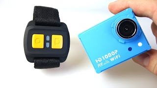 Video The AT200 Budget WiFi Action Camera Review MP3, 3GP, MP4, WEBM, AVI, FLV Juli 2018