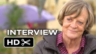 Nonton The Second Best Exotic Marigold Hotel Interview   Maggie Smith  2015    Judi Dench Movie Hd Film Subtitle Indonesia Streaming Movie Download