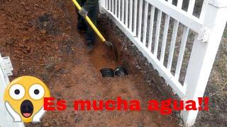 Como hacer un desague para aguas lluvias vidinfo for Como desatascar un desague