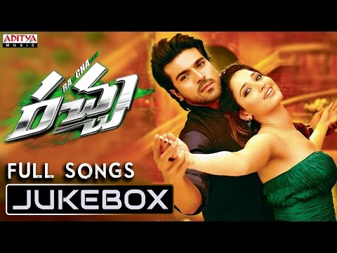 Racha Movie Songs JukeBox || Ram Charan, Tamanna || Telugu Hit Songs