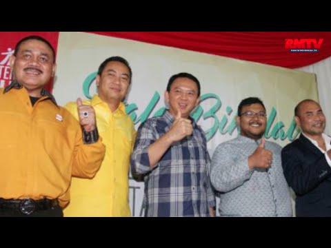 Pilih Jalur Parpol, Ahok Dicaci Netizen