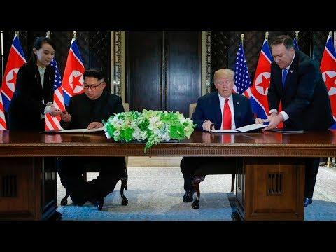 5 ngày Việt Nam chào đón Tổng thống Donald Trump và chủ tịch Kim Jong Un - Thời lượng: 4 phút, 7 giây.