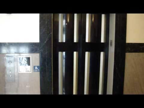 elevator trio: Dovis Traction elevator @ Roanoke Higher Education center w/ Tjelevatorfan