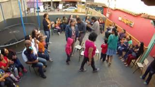 Dia dos Avós 2017 Dança das cadeiras