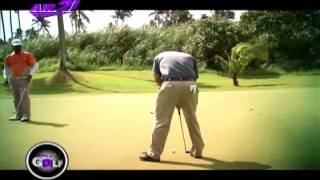 Canlubang Philippines  city images : ICTSI Philippine Golf Tour Canlubang Golf Invitational 2010 (Highlights of the Game)