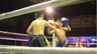 Thailand Most Brutal Muay Thai Kids, Setember 29 /2012 Chiang Mai