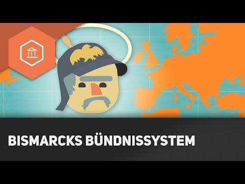Die Außenpolitik Bismarcks: Bismarcks Bündnissystem