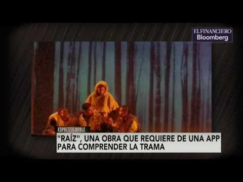 #Raíz, una obra que cuenta la historia de las migraciones humanas a través del tiempo: Álvarez