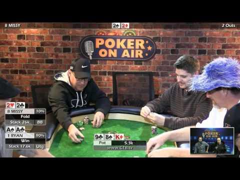 S5G11P3  CTB Chase The Bracelet Season 5 Poker On Air