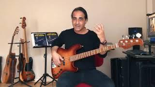 Bas Gitar Dersleri - Yas (Levent Yüksel)