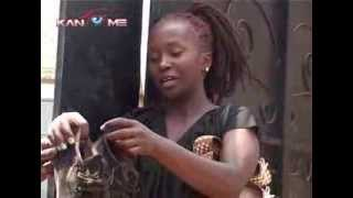 Buy one, get one free. Kansiime Anne