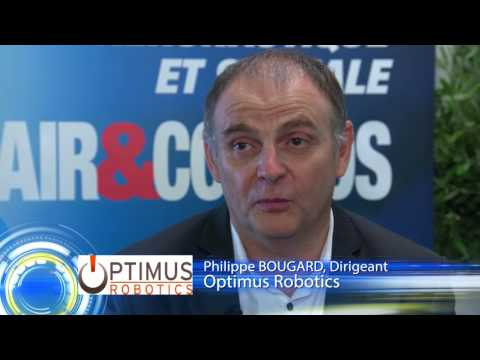 Optimus Robotics, le spécialiste français de robots industriels © Benoit Gilson