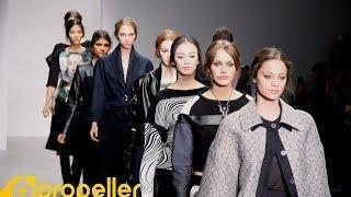 London Fashion Week AW14 DAY 1 Trailer