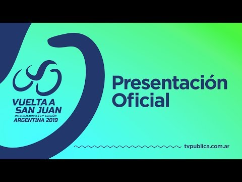 EN VIVO: Seguí la ceremonia inaugural de la Vuelta a San Juan 2019