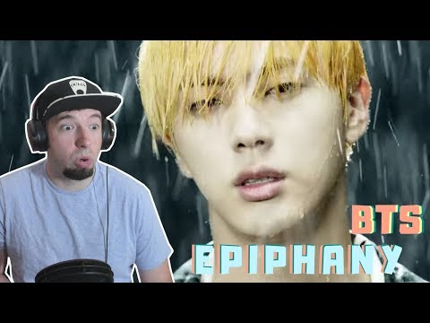 MUSICIAN REACTS  BTS -  'Epiphany' LOVE YOURSELF 結 Answer Comeback Trailer  JG-REVIEWS:K-POP