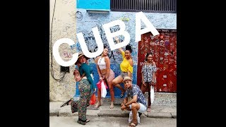Some random moments from my 5 day group trip to Cuba!