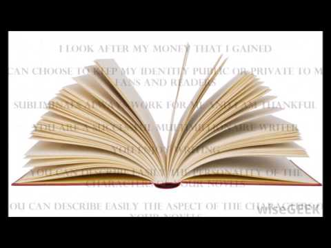 Become a successful multimillionaire writer Subliminal (REQUEST)