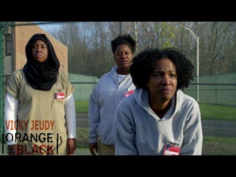VICKY JEUDY ORANGE IS THE NEW BLACK SCENES SEASON 4 EP 13