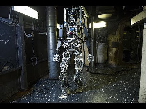 Video Scientists Unveil Firefighting Robot Prototype download in MP3, 3GP, MP4, WEBM, AVI, FLV January 2017