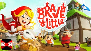 Brave & Little Adventure (By Dmitriy Kashirin) - iOS Gameplay Video, ios 9, ios, iphone, ios 9 ra mat